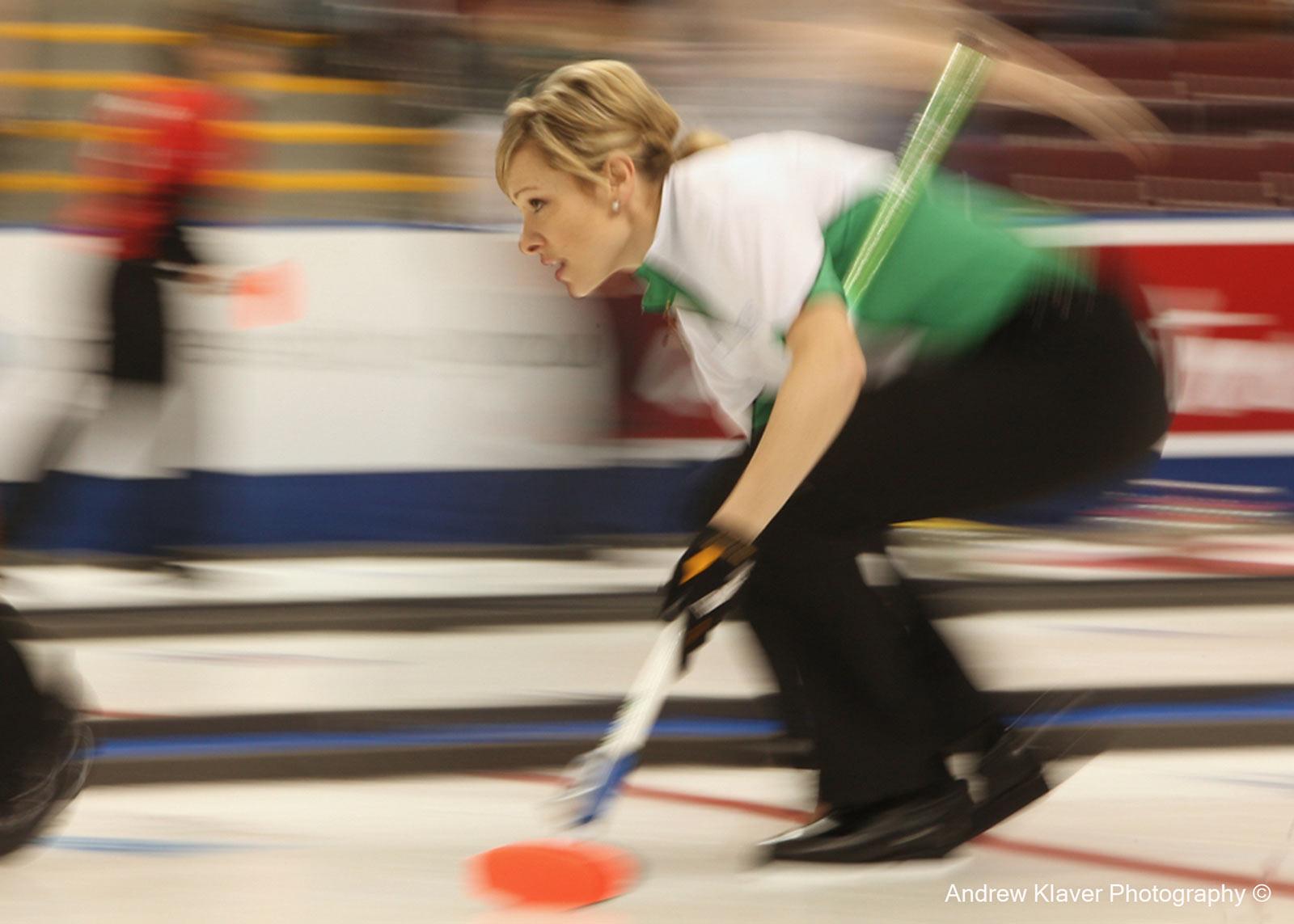 Saskatchewan Second Sherri Singler